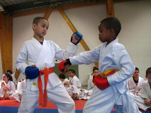 Karate Timing Evolution 100527